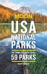 """""""USA National Parks: The Complete Guide to All 59 Parks"""" by Becky Lomax"""