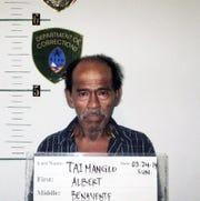 Albert Benavente Taimanglo