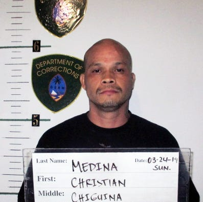 Christian Medina charged with multiple felonies after alleged assault, family violence incident