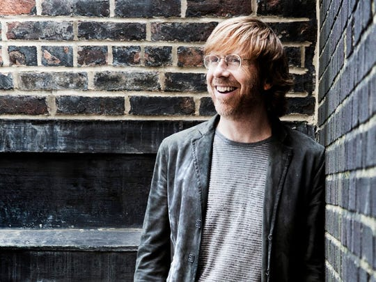 Trey Anastasio co-founded Phish in 1983.