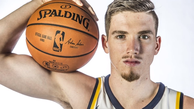 Pacers' T.J. Leaf and his push to save children from the sex industry