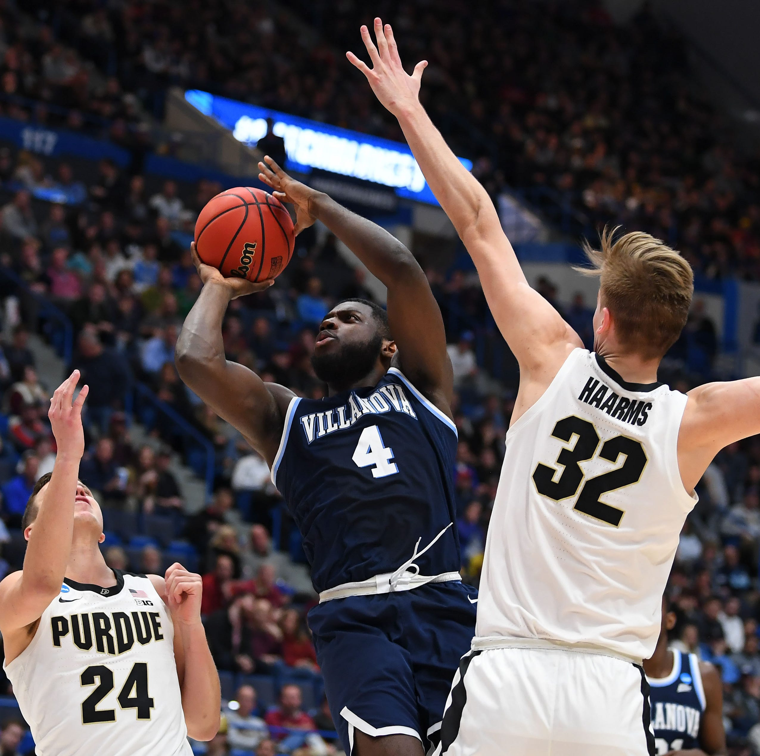 Purdue basketball unleashed its defensive improvement in NCAA tournament's opening rounds