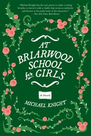 """""""At Briarwood School for Girls"""" cover"""