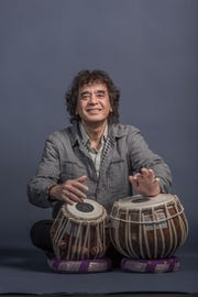 CAPA presents Zakir Hussain and Masters of Percussion at the Southern Theatre (21 E. Main St.) at 8 p.m. Wednesday, April 17.