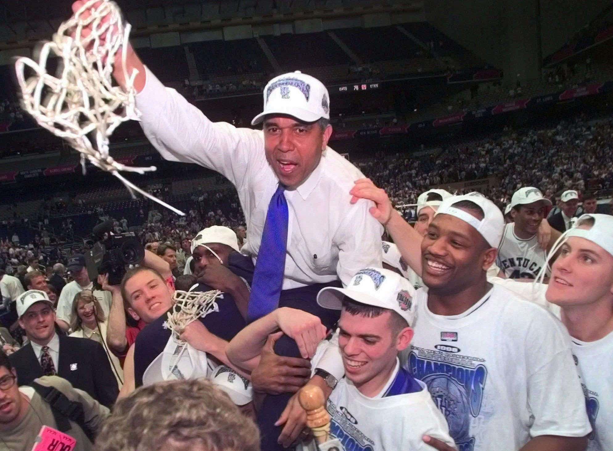 National championship-winning coach Tubby Smith to be honored by Kentucky basketball
