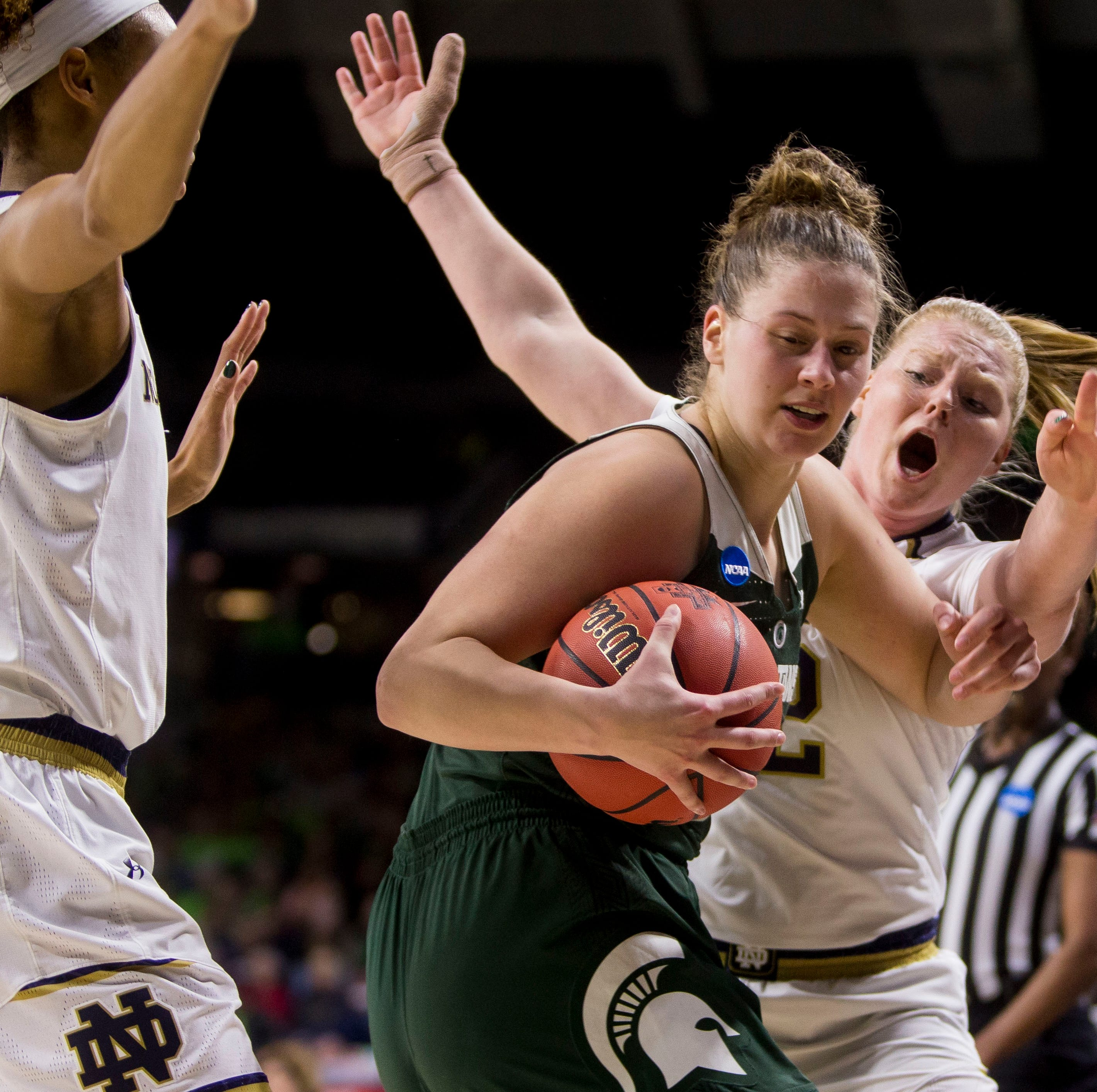 Jenna Allen led charge as Michigan State women's basketball achieved goals