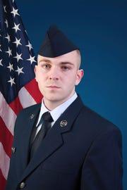 U.S. Air ForceNational Guard Airman Coy G. Vantilburg