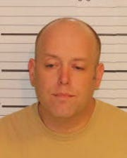 Shelby County Sheriff's Deputy Brian Person was arrested and relieved of duty Tuesday after allegedly assaulting his wife and daughter.