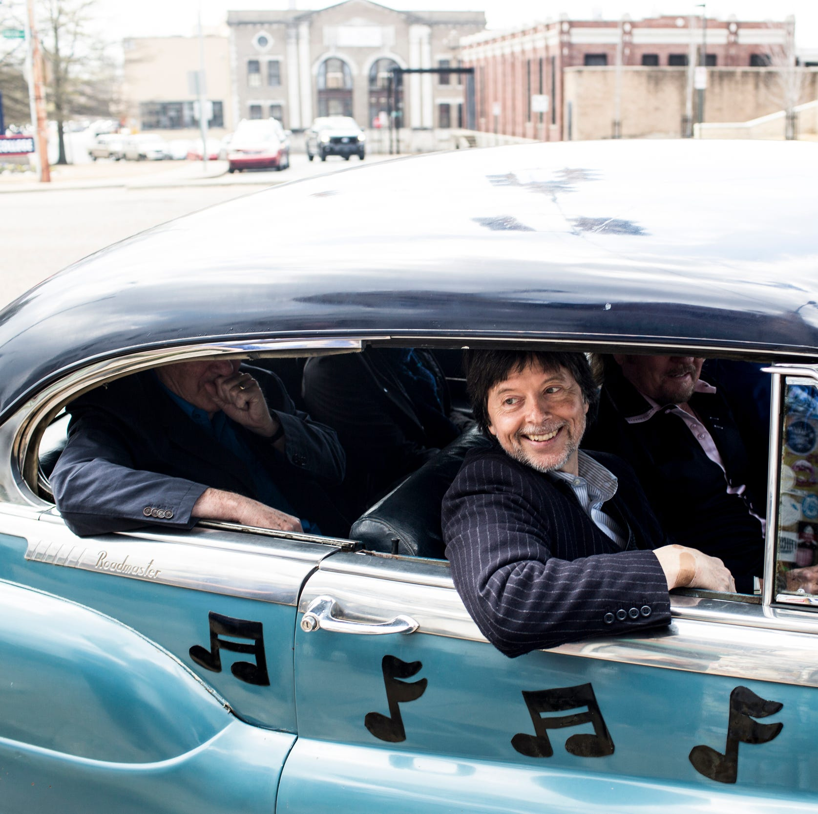 Filmmaker Ken Burns stops at Sun Studio; here's why he was in Memphis