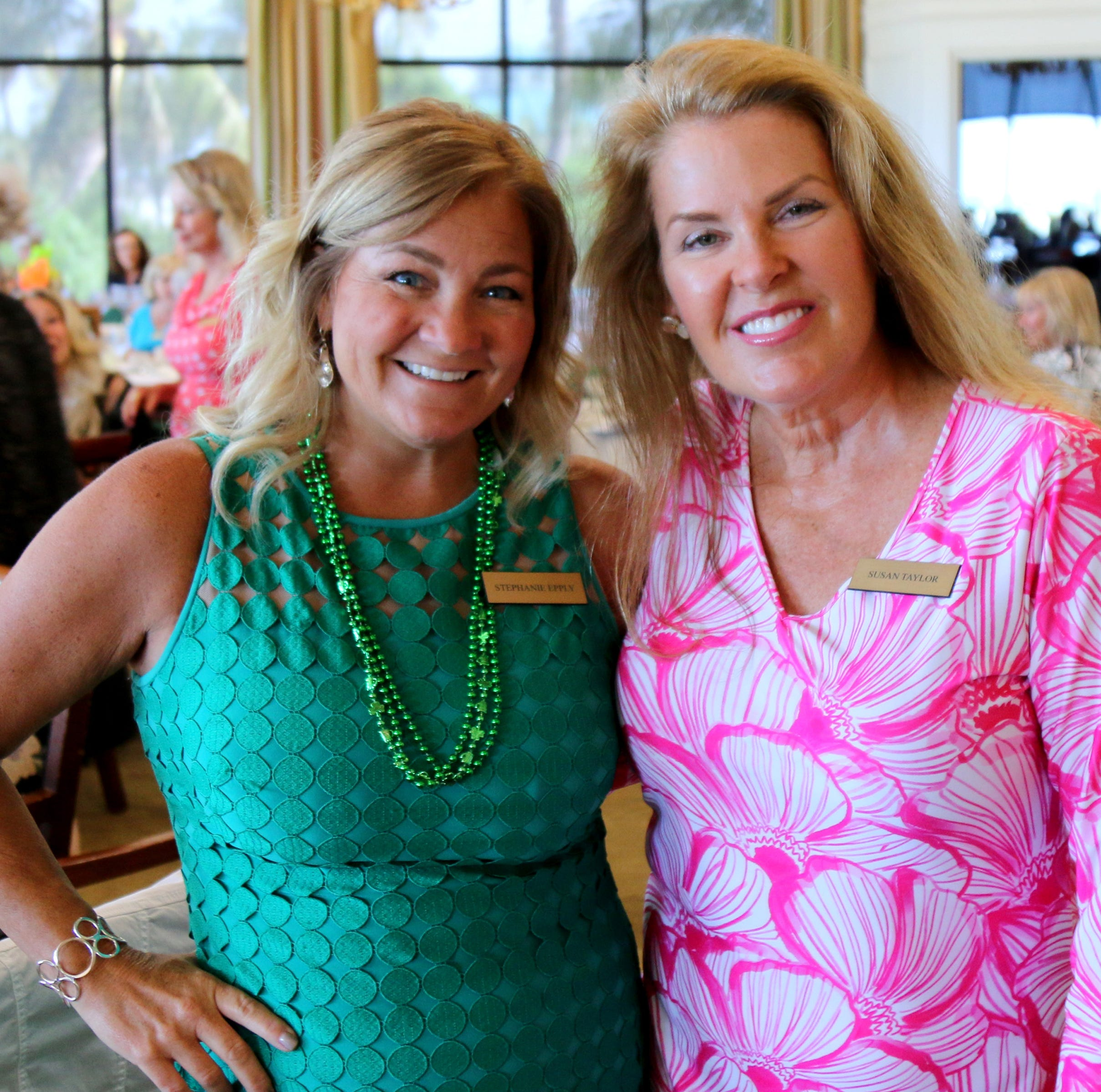 Social Scene: Newcomers visit with Commissioner Donna Fiala