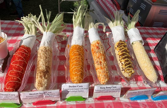 Do you like Mexican street corn? How about sweet corn and Cheetos, Doritos, or cheddar, bacon and ranch?