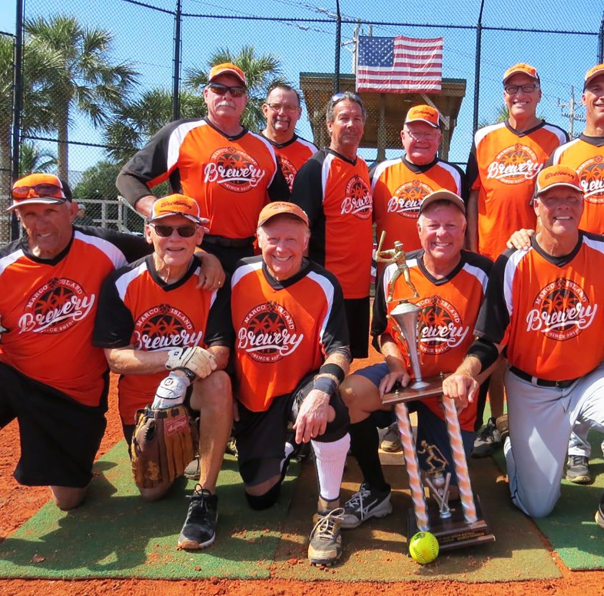Senior Softball: Season play comes to an end