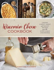 """Wisconsin Cheese Cookbook"" profiles 28 artisan creameries, with 92 recipes."