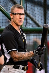 Infielder Brett Lawrie last played in the major leagues in 2016 with the Chicago White Sox.