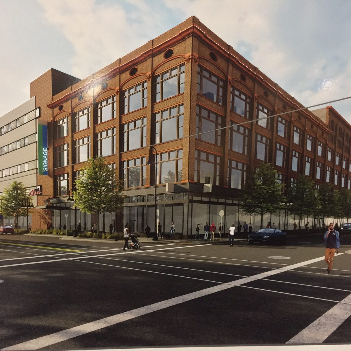 Medical College and Greater Milwaukee Foundation project to anchor revived former Schuster's on King Drive