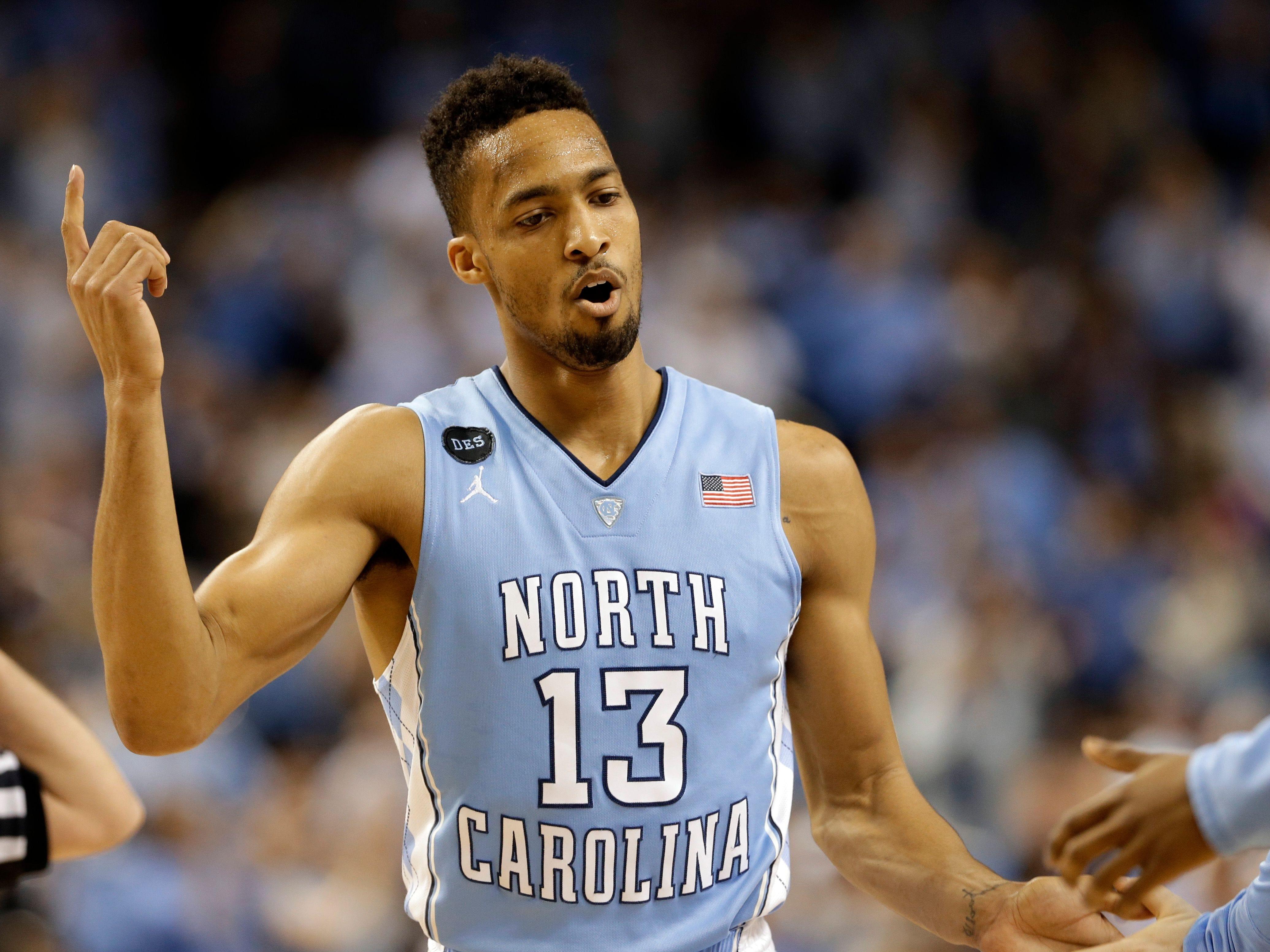 J.P. Tokoto, a 2012 Menomonee Falls graduate, played in seven NCAA Tournament games during his three years at North Carolina.
