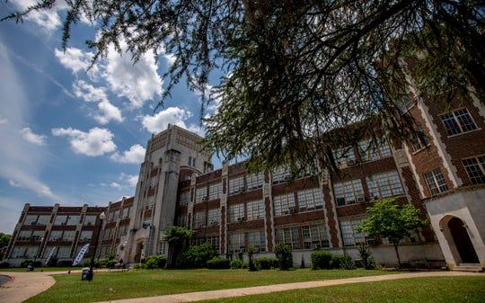 Lanier High School in Montgomery, Ala., on Thursday May 17, 2018.