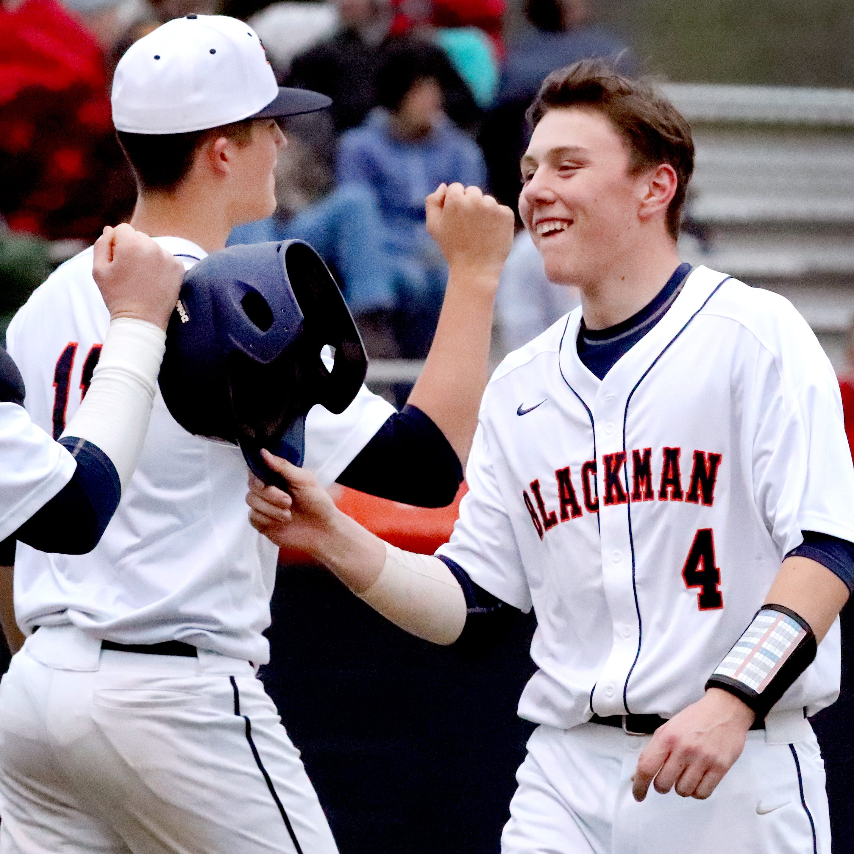 Blackman's baseball bats off to blazing start to 2019 season