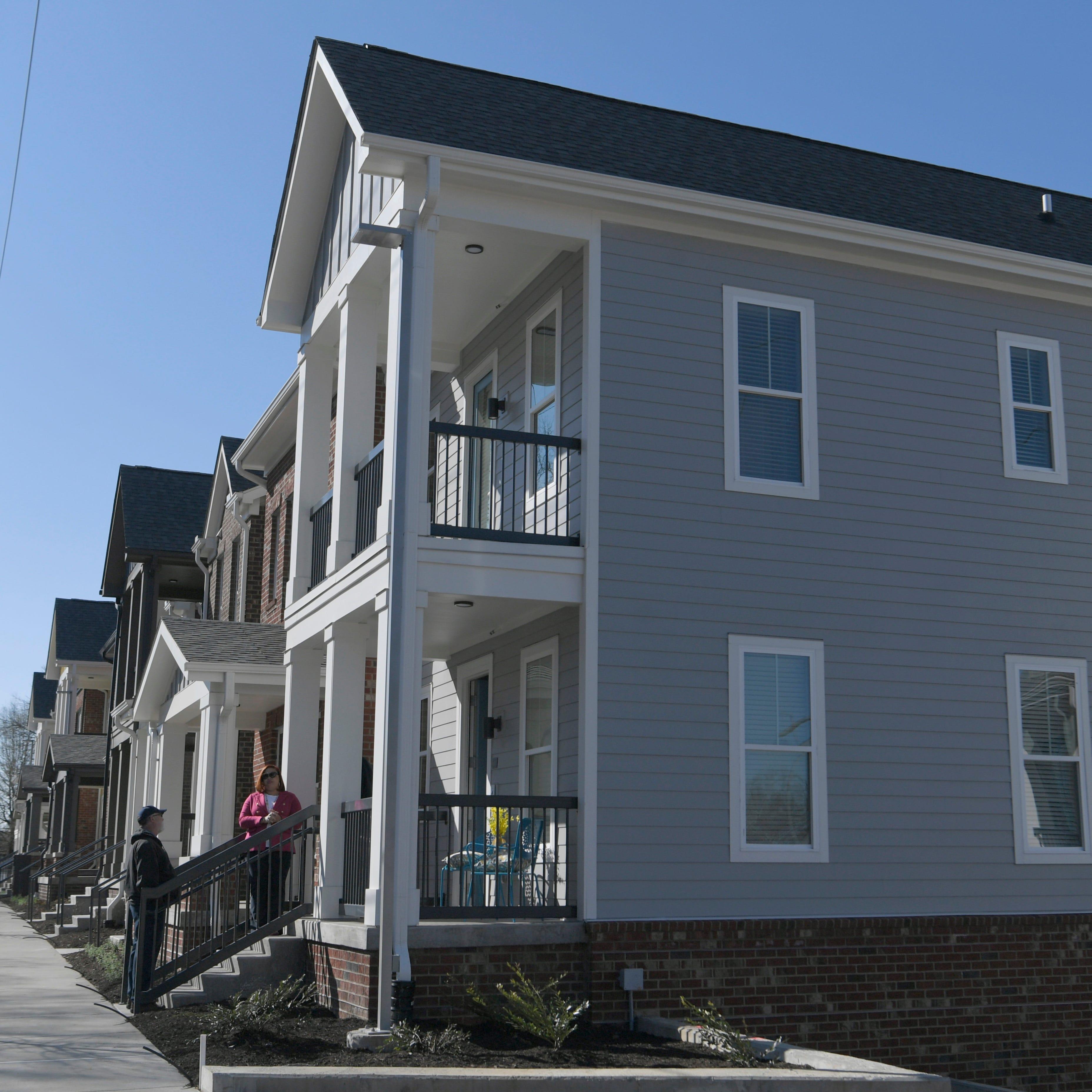 Nashville Mayor David Briley announces $500M affordable housing push