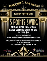 Five Points Swing poster