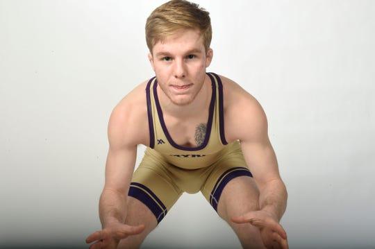 Cameron Henderson, Smyrna wrestling