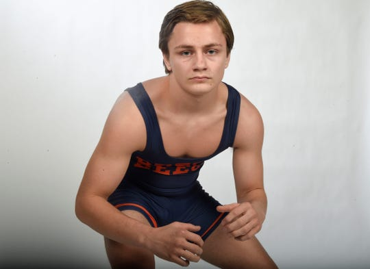 Brayden Palmer, Beech wrestling