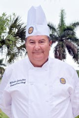 Wilhelm Gahabka is the new executive chef at Naples Lakes Country Club in East Naples.