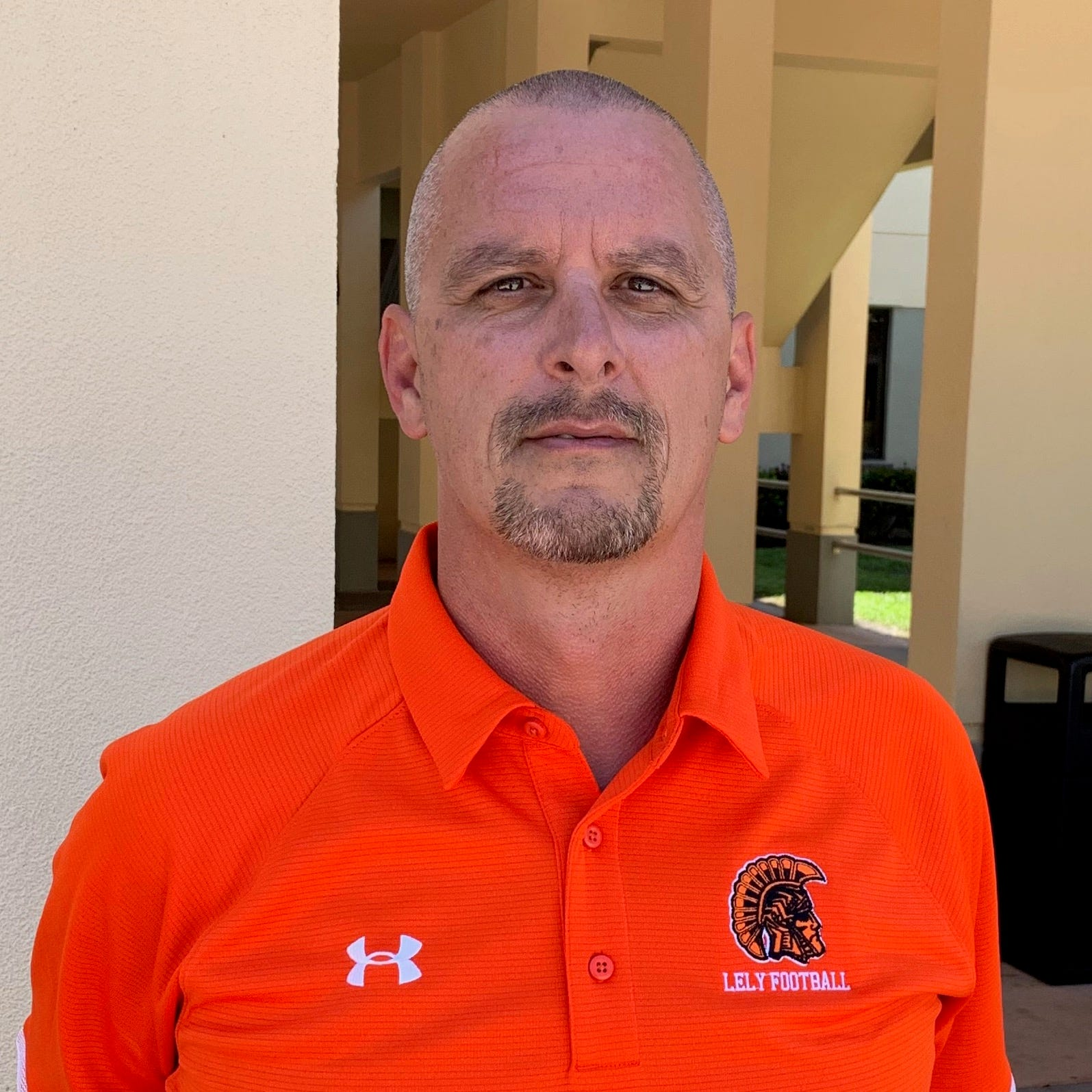 High school football: J.J. Everage brings experience to Lely head coaching job