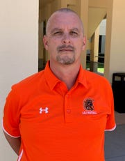 J.J. Everage is the new head football coach at Lely High School.