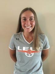 Kristen Petronzio, Lely soccer