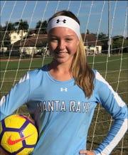 Kirra Polley, Marco Island Academy soccer