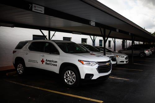 American Red Cross debuts its new emergency response vehicle