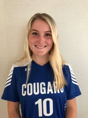 Shannon Johnston, Barron Collier soccer
