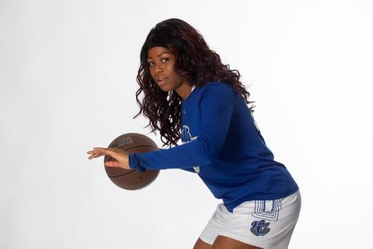 Barron Collier High School junior soccer player Jada Mccray
