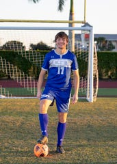 Blake Tankersley, Community School soccer