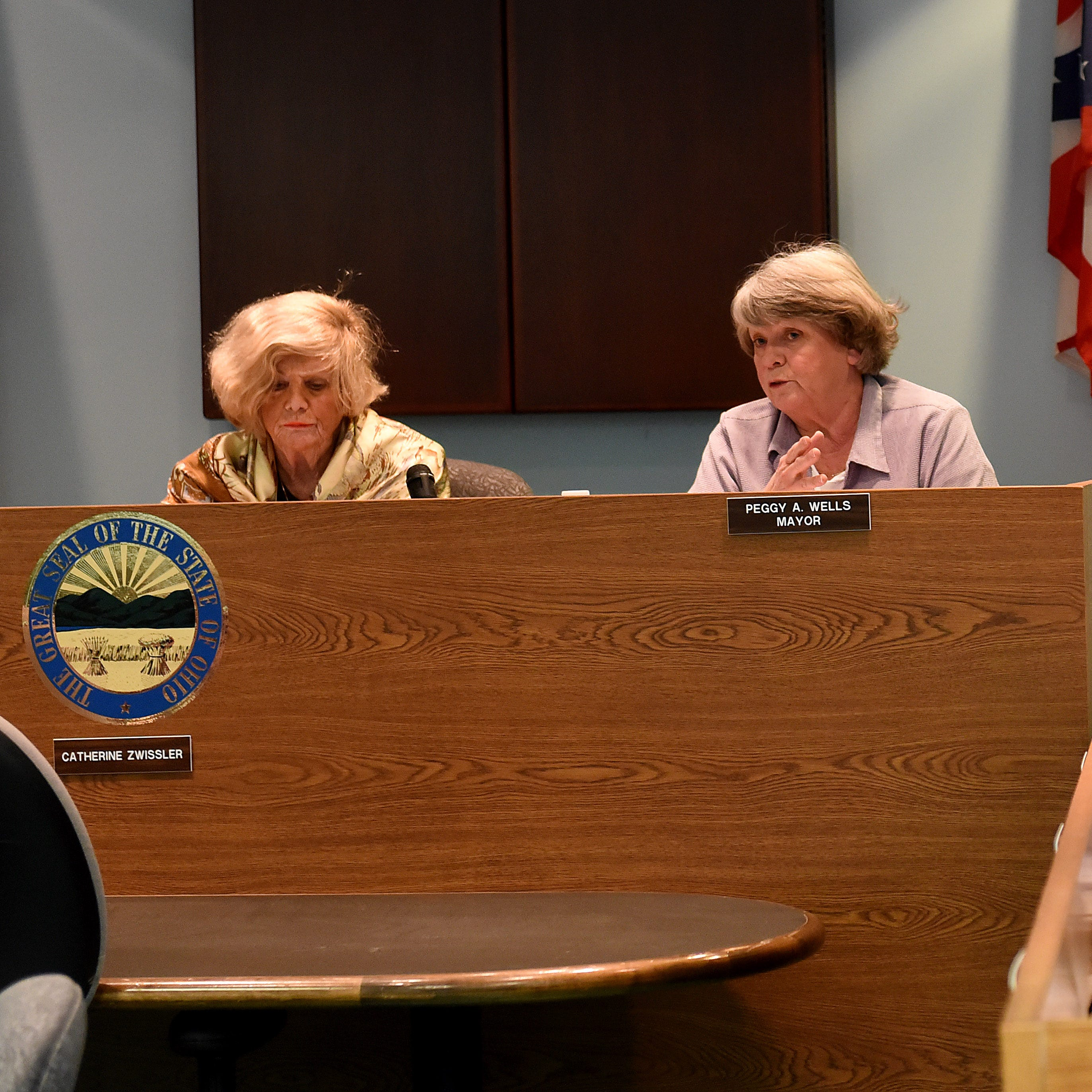 Buckeye Lake council approves removal of cameras from council chambers