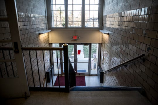Lakewood Schools are looking to pass a levy this May to help their elementary schools. There are many issues with Hebron Elementary including a major safety concern. There is no security vestibule at the entrance of the school.