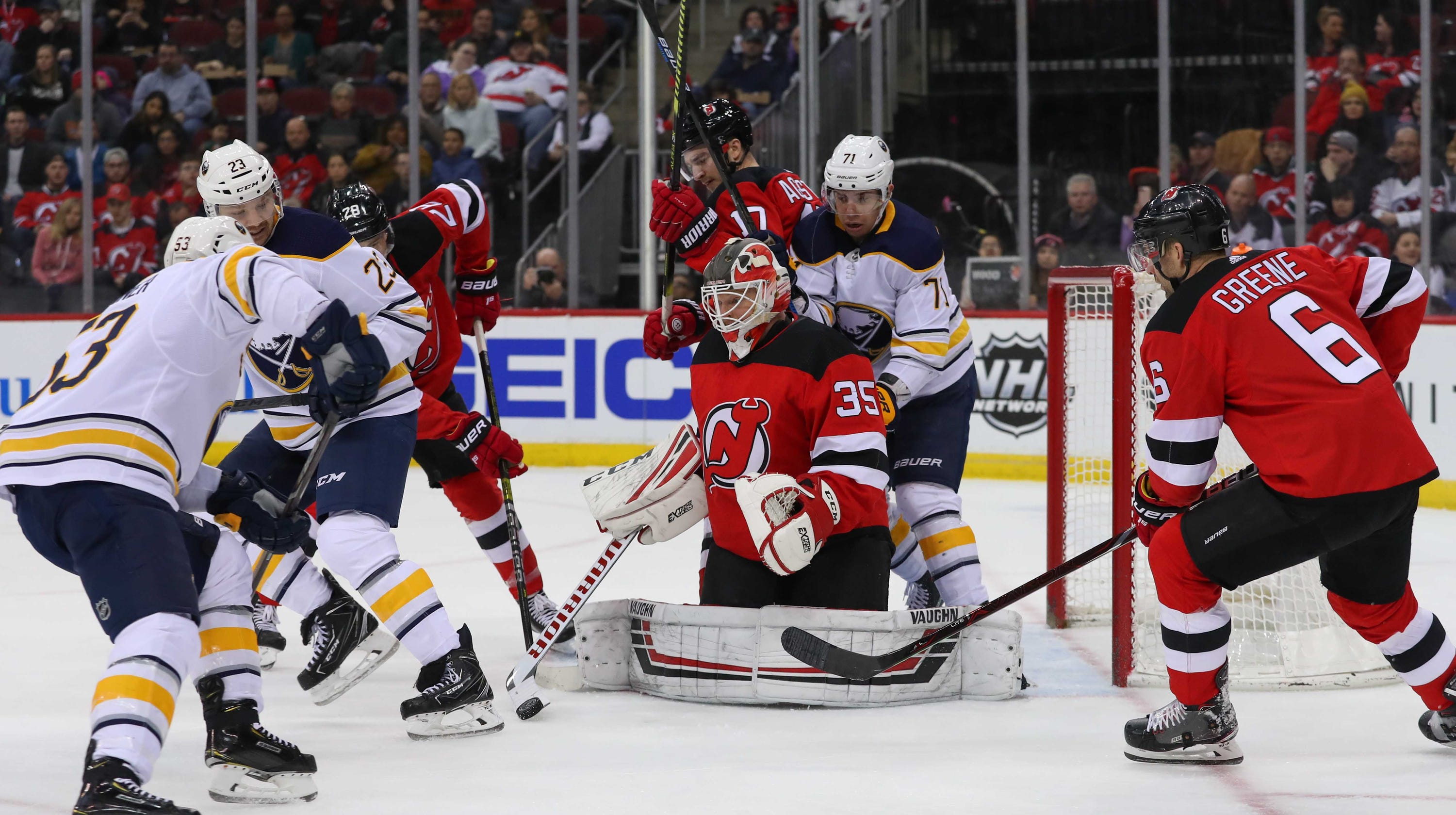 NJ Devils Pavel Zacha stays hot to past Sabres fb98c3d0a