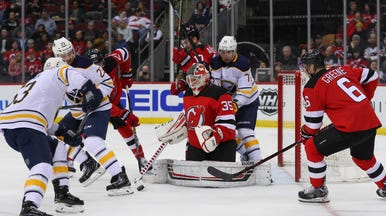 Zacha stays hot to help Devils past Sabres 1584966c3
