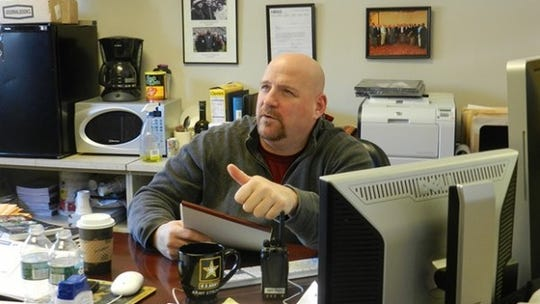 Nutley Athletic Director Joe Piro