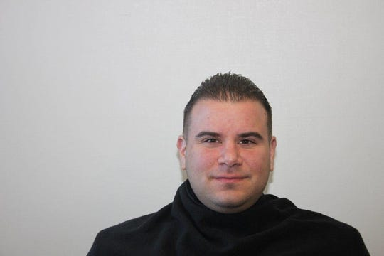Paterson Police Officer Daniel Pent.