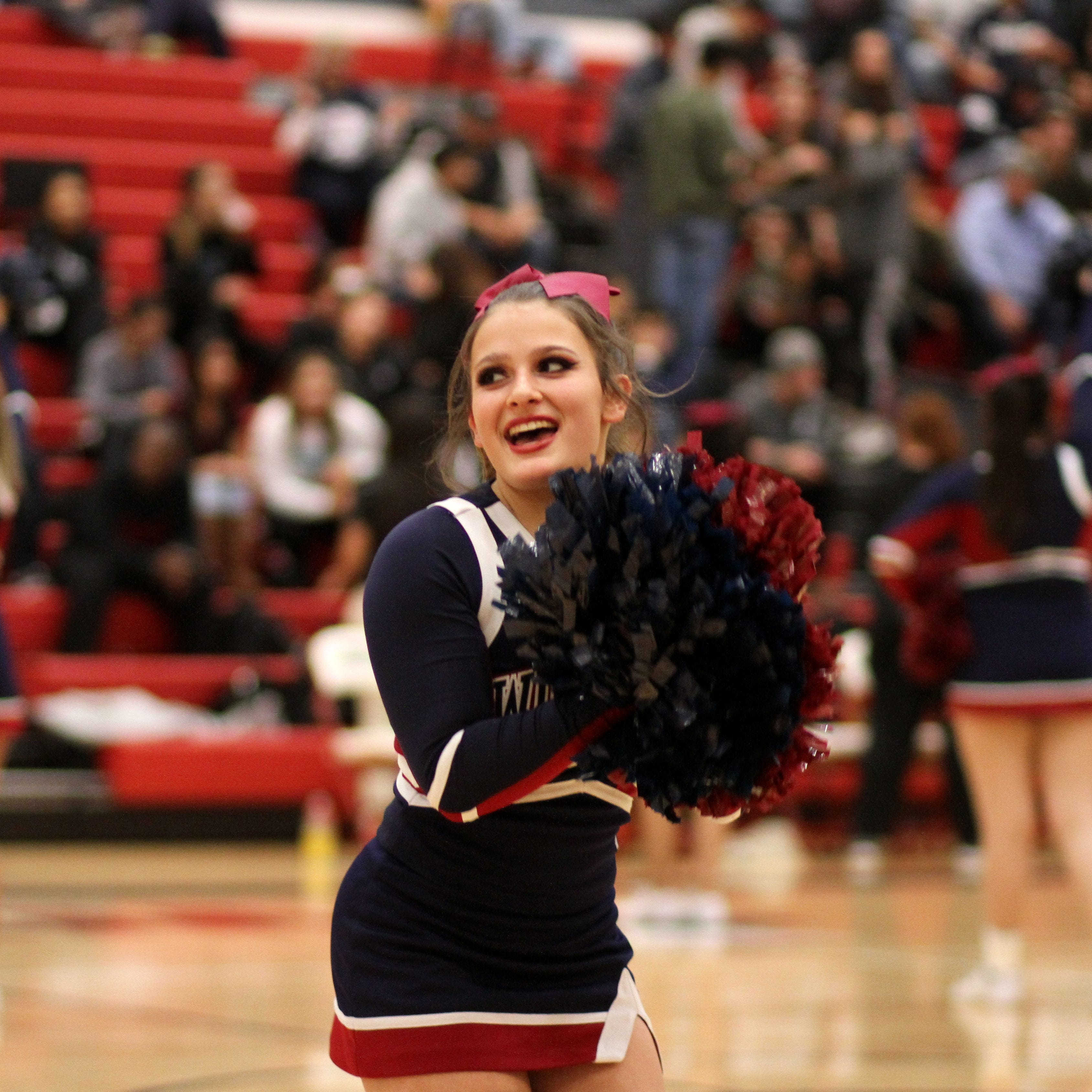 Deming High Wildcat Cheer sets sight on New Mexico Class 5A State Spirit challenge