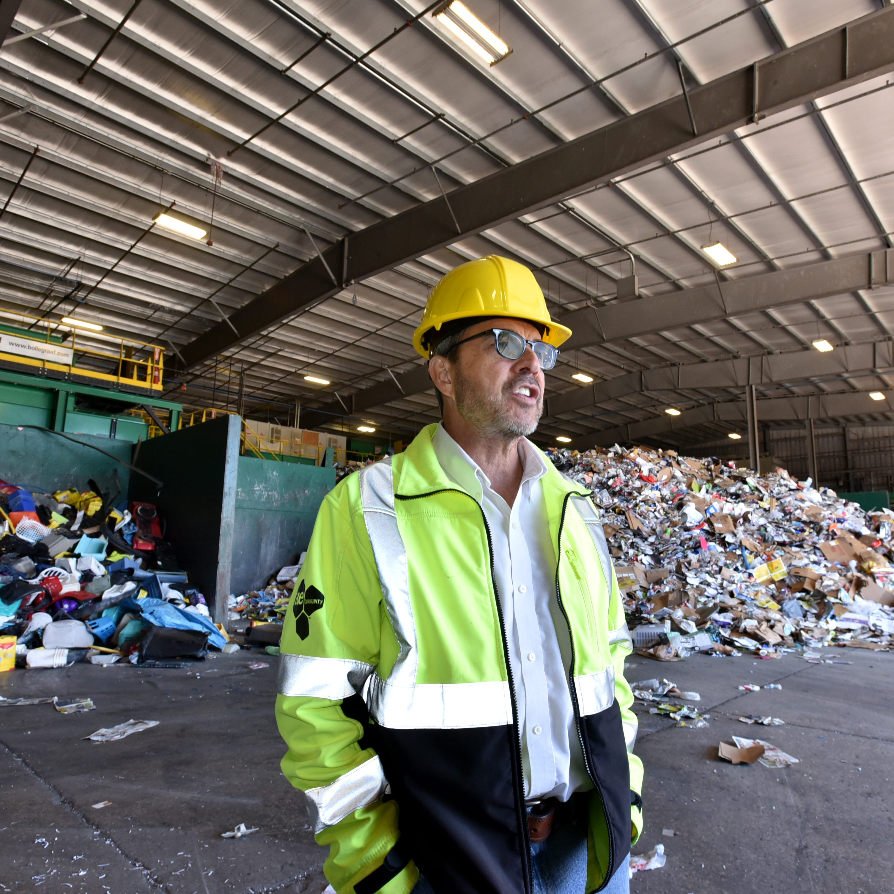 Here's where we are with recycling in Oakland County as costs rise and profits plummet