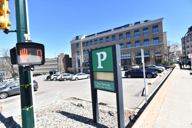 Birmingham extended free parking in the five municipal garages through March 31, 2021.