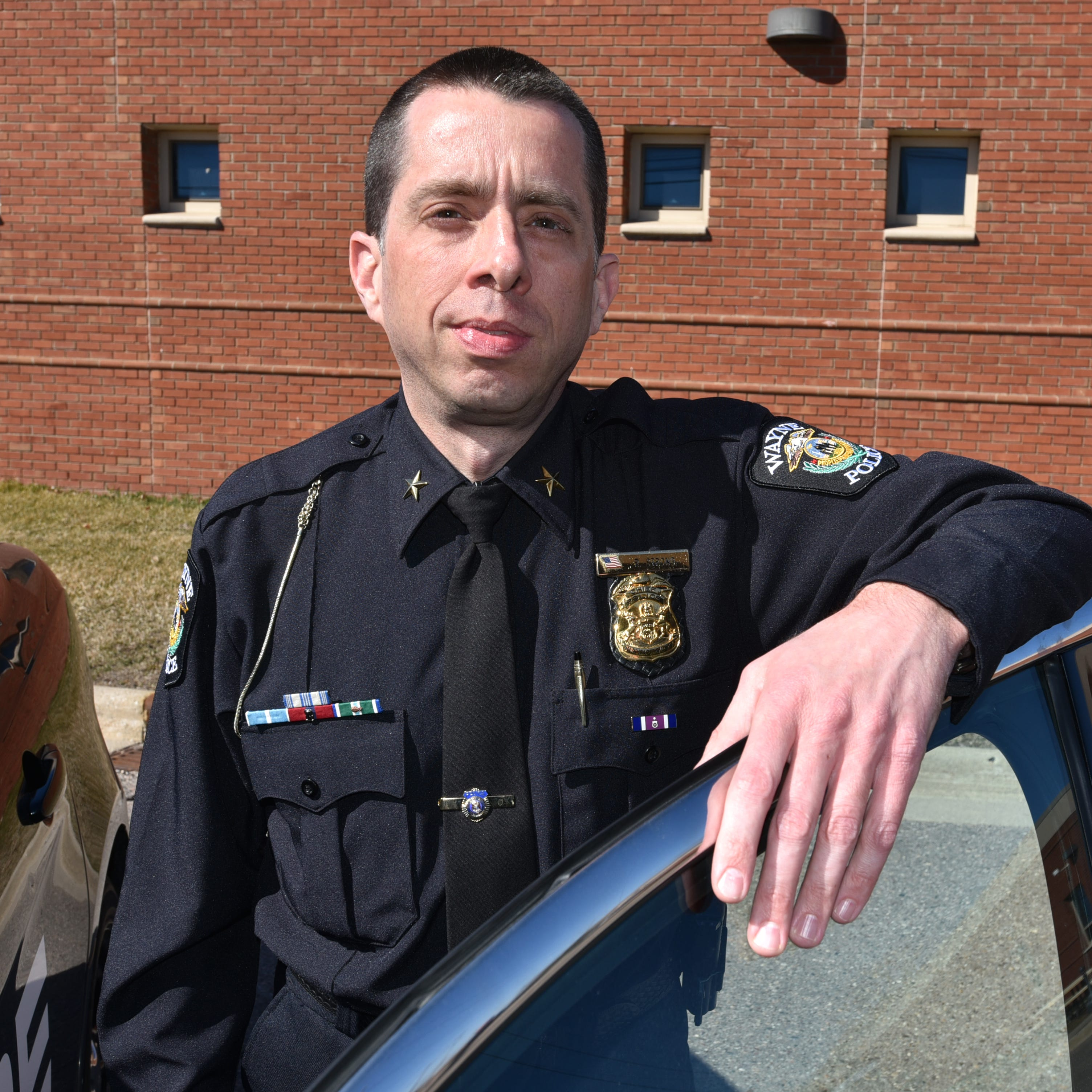 Uncle's prophecy happens: Wayne police officer becomes chief