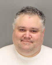 Stuart McRobert is accused of firing a gun during a domestic dispute in Palm Springs on March 25, police say.