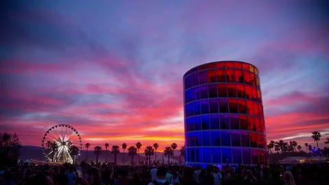 Coachella Valley Music Festival celebrated its 20th anniversary in 2019.