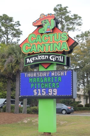 Cactus Cantina will open its second Pensacola location this spring when the Mexican restaurant moves into the 22. S. Palafox St. building downtown.