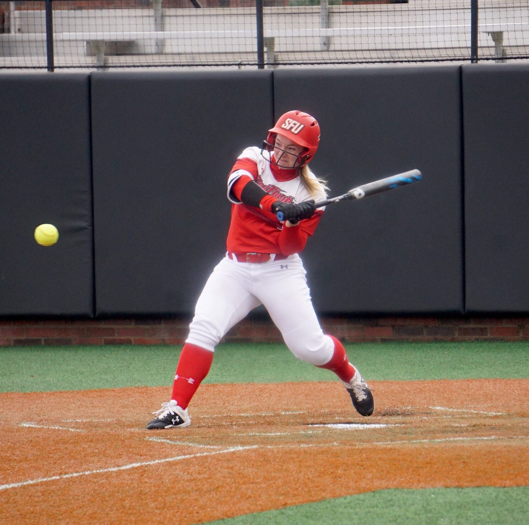 'On top of the world': Spring Grove grad smashing college softball records