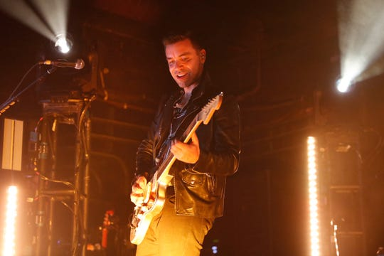 Tom Renaud of Lord Huron performs at Pandora Presents The Stack With Lord Huron And Jess Williamson at Concord Music Hall on September 20, 2018 in Chicago.